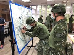 6軍團防豪雨成災 山區預置機具兵力390名待命