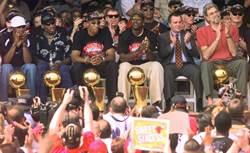 NBA》非自願退休 喬丹:沒拚第7冠很不爽