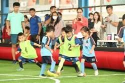 重視小小主人翁 台中市打造兒童版國民運動中心