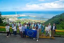 推動生態循環 台泥邀歐洲駐台代表參觀花蓮和平