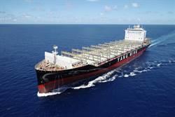 陽明海運全新2,800箱級貨櫃船 獲頒智能船舶認證