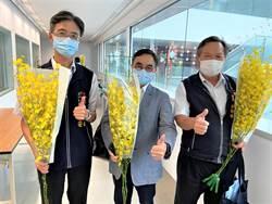 疫情影響銷日產量 台中市促銷文心蘭