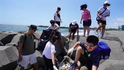 樹德科大淨灘活動 海線居民支持