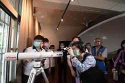 彰化縣政府斥資百萬 在北斗國中打造南彰化第1座天文台