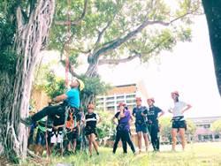 攀樹像蜘蛛人 這樣修剪樹木不怕「修過頭」