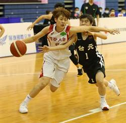 WSBL》心態歸零再拚 陳薇安獲單周最佳球員