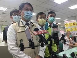 黃偉哲:台南防疫穩健、慢慢鬆綁 堅持到最後才能打贏防疫戰