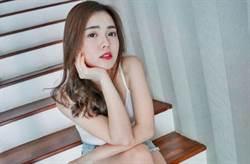 「亞洲最美空姐」躺床自拍洩出零死角渾圓美胸