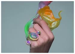 DIOR珠寶登台  玩異材質混搭  前衛又時尚
