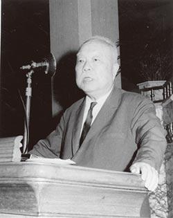 公開政權 蔣堅邀出掌經濟部