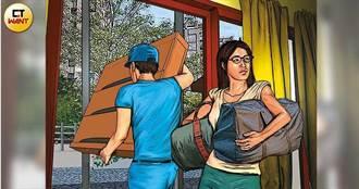 【綠光少東1】人妻外遇搬空豪宅 建商二代抓猴被打滿臉是血