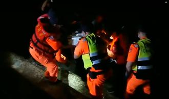 澎湖老翁釣魚落海失蹤 深夜海面尋獲遺體