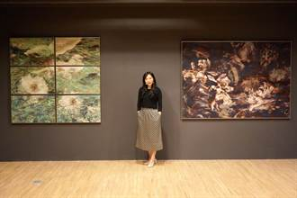 知名美術家孫翼華個展《漠漠如織》 23日鳳甲美術館盛大展出