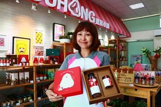 佳冬農會積極開發加工品「抗裂」 將送520透紅佳人餐盒給醫護