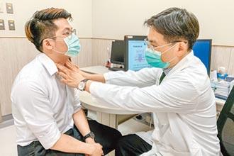 疫情引發甲狀腺亢進 男子肌無力