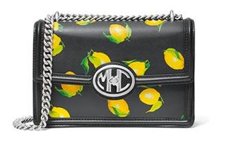 Michael Kors熱帶風情 香甜鮮豔水果躍上鞋包