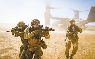 美軍制陸再出招 特種部隊成主角