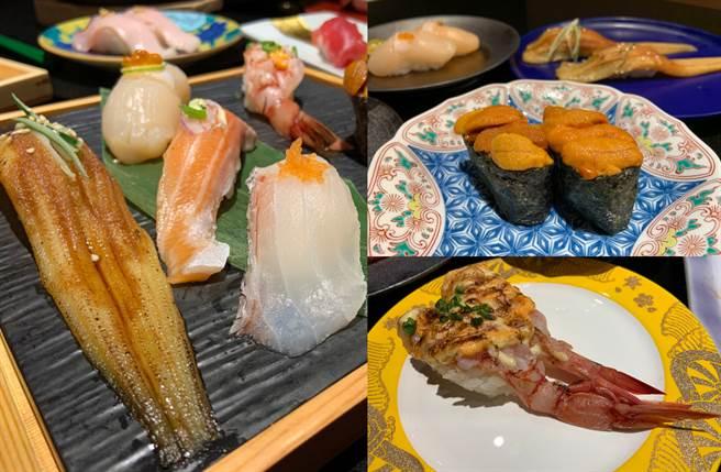 鮪魚控吃起來!多達15種熟成鮮味霸氣直送包廂CP值超高(圖/楊婕安攝)