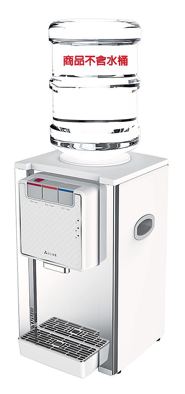 Yahoo奇摩購物中心的元山不鏽鋼桶裝水冰溫熱飲水機YS-8201BWIB,原價7990元,即日起至5月30日特價5500元。(Yahoo奇摩購物中心提供)