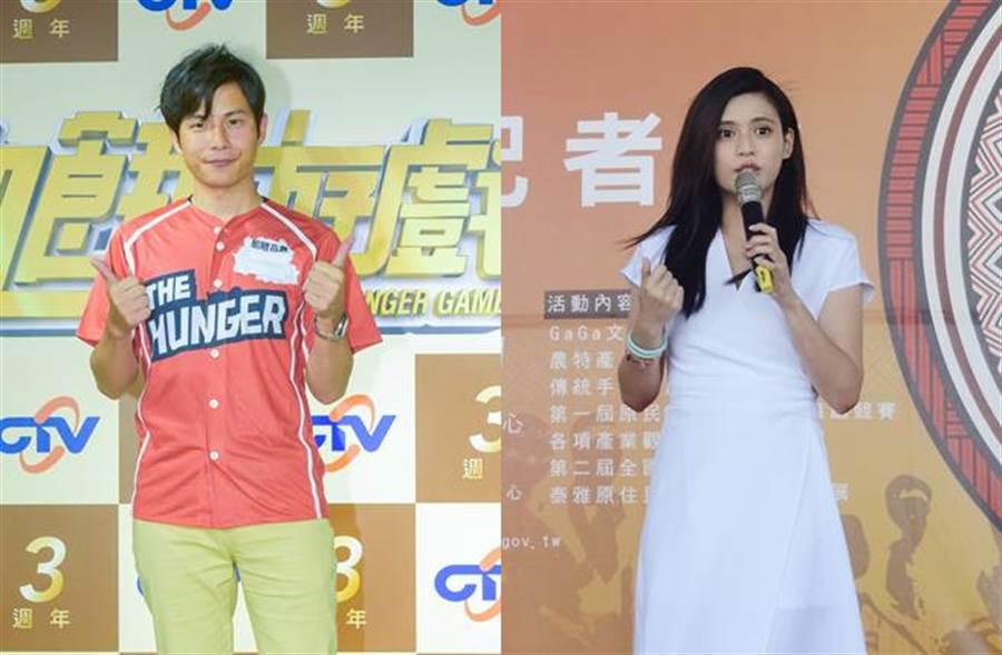孫協志、夏宇童被爆「童志戀」,不過雙方都強調是好朋友。(圖/本報系資料照片)