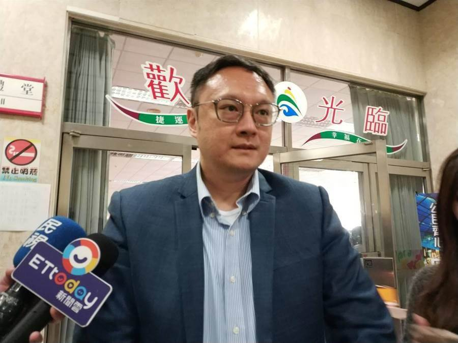 高雄市新聞局長鄭照新。(本報資料照)