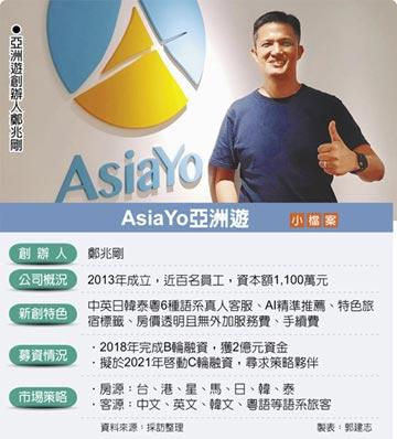 《新創戰疫》系列之一-亞洲遊看好自由行,創新服務蓄勢衝