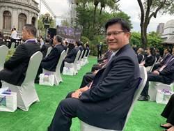林佳龍PO總統就職典禮帥照 竟是她拍的...網讚超大器