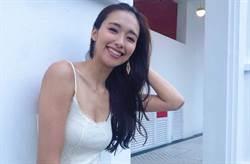 「香港新一代女神」泳池邊秀S型纖腰!曬比基尼辣照抗疫