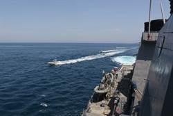 美嗆逼近軍艦百米內開火 伊朗不甩