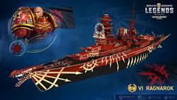 《戰艦世界》、《戰艦世界:傳奇》攜手《戰鎚40,000》 推出聯名主題遊戲商品