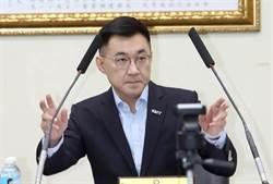 江啟臣:民進黨過度依賴美國 中華民國何時當旗手?