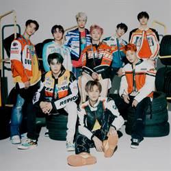 韓團「NCT 127」超高速回歸 推新曲〈Punch〉展霸氣