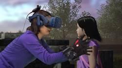 靠VR科技 韓國母親再見天國女兒