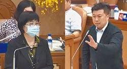 議員促道歉 社會局遵蘇揆指示