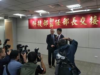 吳政忠上任科技部長 首要目標:十年願景