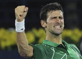 男網最偉大球員是誰? 喬帥被點名