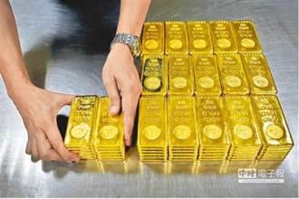 現貨黃金短線急漲 突破1750美元