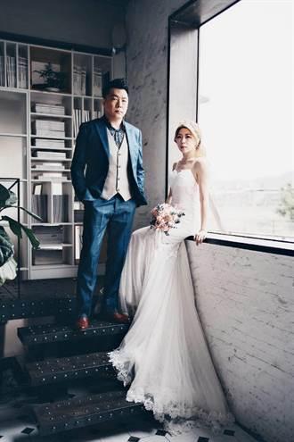 董事長樂團鼓手520登記結婚晉升人夫