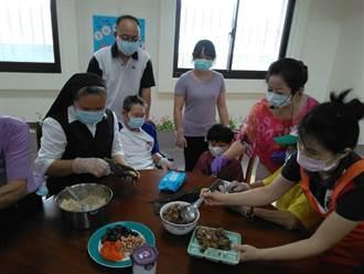 安道基金會攜手巧巧肉粽 端午節吃粽子做公益
