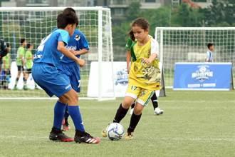 國小足球世界盃足賽今開踢 培養足球文化