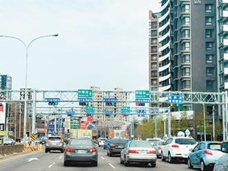 竹縣4易肇事路段 設左轉車道改善安全