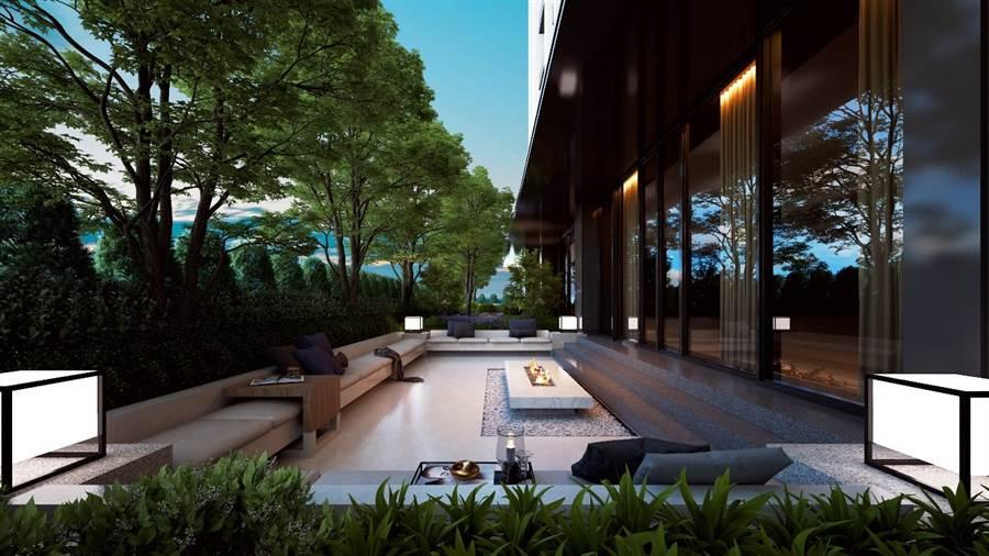 馥華集團推出新建案「馥華城真」,開賣不到2.5小時即完銷/中時電子報攝