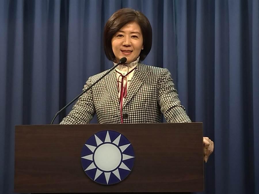 國民黨批蔡總統五大跳票 轟就職演說空洞