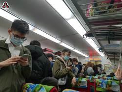雙鐵站票販售急煞車  交通部今再洽疫情指揮中心