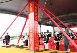 龍巖集團南台灣 打造萬坪新地標