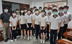 大學甄選精誠中學15人錄取醫科!物理三劍客再續同窗情