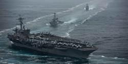 擺脫新冠病毒 羅斯福號重返大海