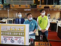 施志昌促成有機米入營養午餐  今年2期稻作收成後上路