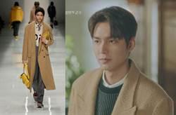 李敏鎬搶先穿秋冬雙排釦設計夾克!再現男神俊帥魅力