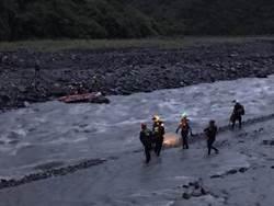 屏東隘寮溪水暴漲 4受困民眾順利救援